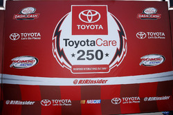 Victory Lane: ToyotaCare 250 der NASCAR Xfinity-Serie