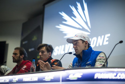Conferencia de prensa con Harry Tincknell, Ford Chip Ganassi Racing