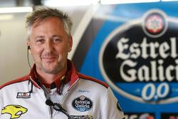 Michael Bartholemy, Estrella Galicia 0,0 Marc VDS, Teamchef