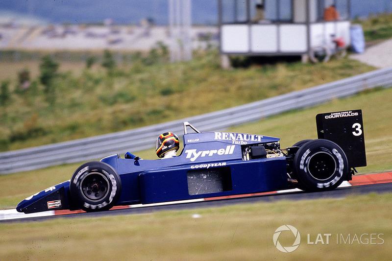 Tyrrell : 1985-1986