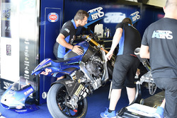 Bike of Mattia Pasini, Italtrans Racing Team