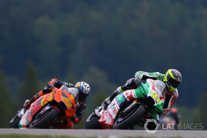 Aleix Espargaro, Aprilia Racing Team Gresini, iki kardeş karşı karşıya