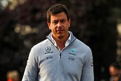 Toto Wolff, Sportchef, Mercedes AMG F1