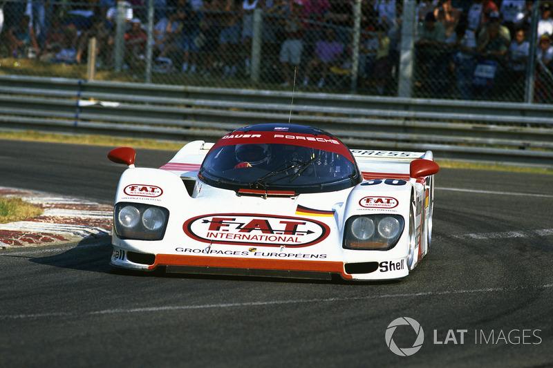 1994 Dauer Porsche 962