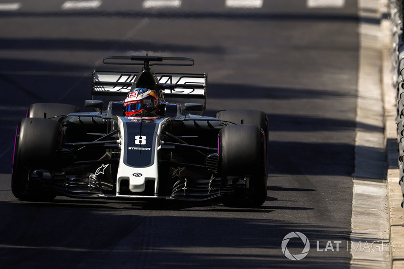 8: Ромен Грожан, Haas F1 Team VF-17