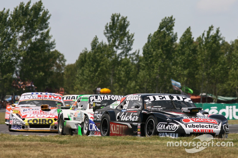 Pedro Gentile, JP Racing Chevrolet, Santiago Mangoni, Laboritto Jrs Torino, Sergio Alaux, Coiro Dole Racing Chevrolet