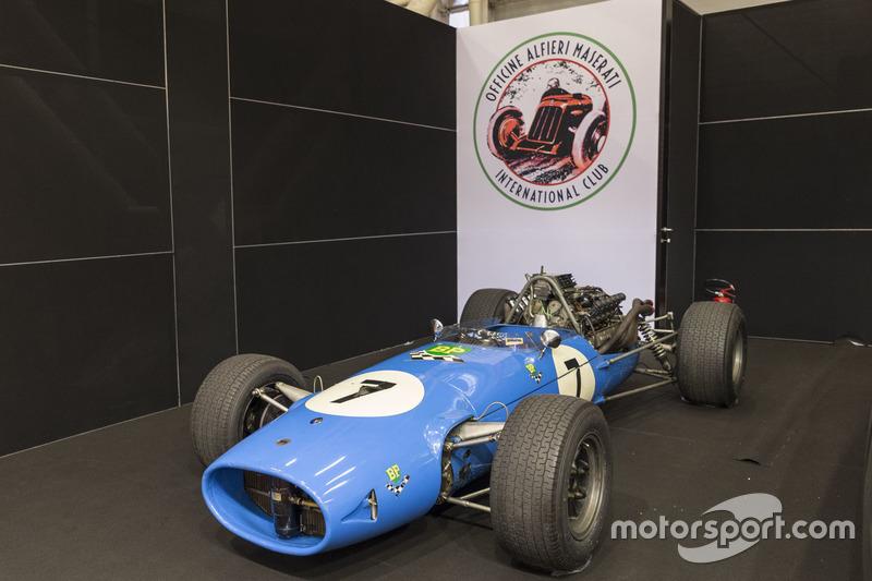 Cooper Maserati t81