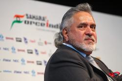 Владелец Sahara Force India F1 Виджей Малья