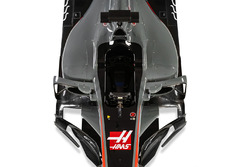 Haas F1 Team VF-17 detail