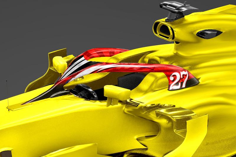 Ніко Хюлькенерг, Renault Sport F1 Team