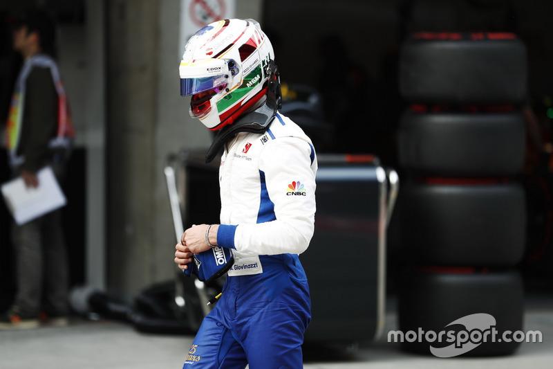 22 місце — Антоніо Джовінацці, Sauber — 0