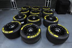 Dunlop-Regenreifen