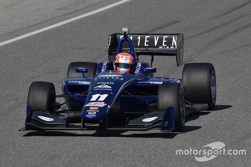 Indy Lights: Carlin, Dallara-Mazda IL-15