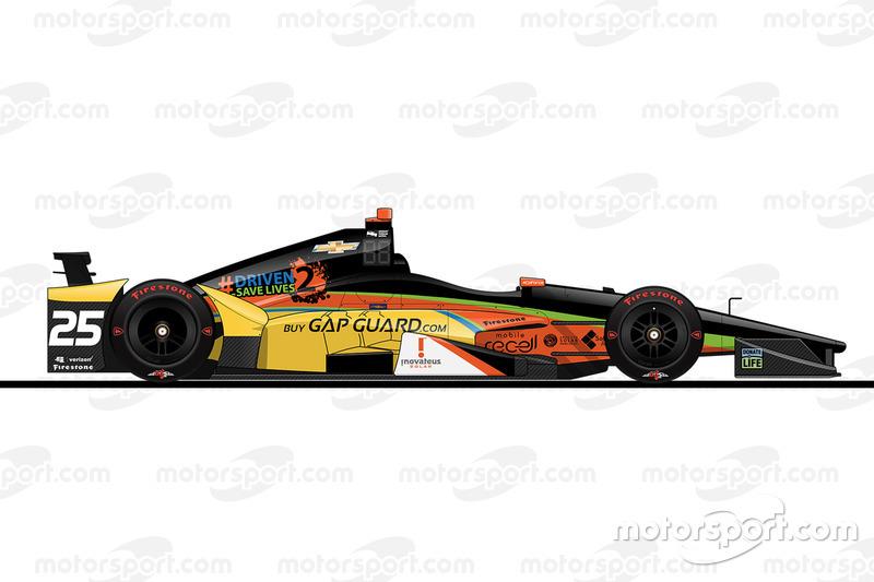 Startposition 30: Stefan Wilson (KV-Chevrolet)