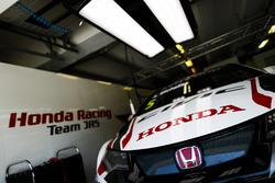 L'auto di Norbert Michelisz, Honda Racing Team JAS, Honda Civic WTCC