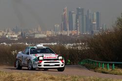 Григорий Берёзкин и Виктор Тимковский, Toyota Celica Turbo 4WD ST185