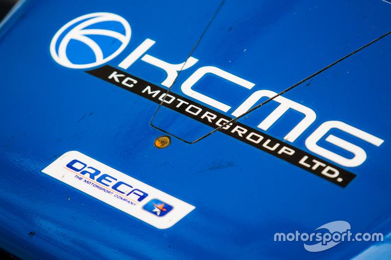 Лого #47 KCMG Oreca 05 Nissan