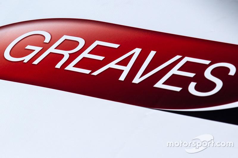 Лого Greaves Motorsport