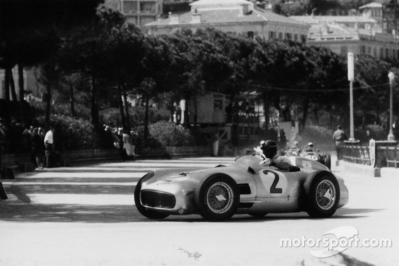 1955 - Juan Manuel Fangio, Mercedes-Benz