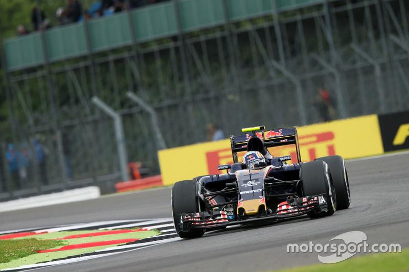 7. Carlos Sainz Jr., Scuderia Toro Rosso STR11