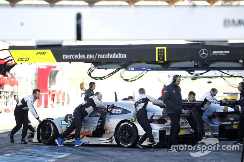Robert Wickens, Mercedes-AMG Team HWA, Mercedes-AMG C 63 DTM DTM