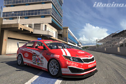 iRacing, Kia Optima