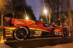 RGR Sport by Morand Ligier JS P2 on display in the streets of Paris