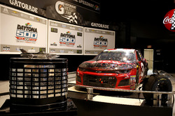 The car of Austin Dillon, Richard Childress Racing Chevrolet Camaro