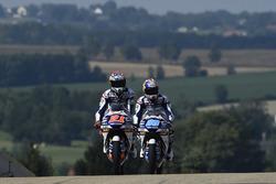 Fabio Di Giannantonio, Del Conca Gresini Racing Moto3, Jorge Martin, Del Conca Gresini Racing Moto3