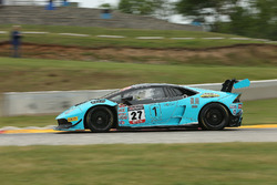 #27 Dream Racing Motorsport Lamborghini Huracan Super Trofeo: Ryan Hardwick