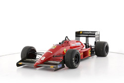 Ferrari F1/87 driven by Michele Alboreto and Gerhard Berger