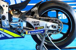 Alex Rins, Team Suzuki MotoGP, basculante
