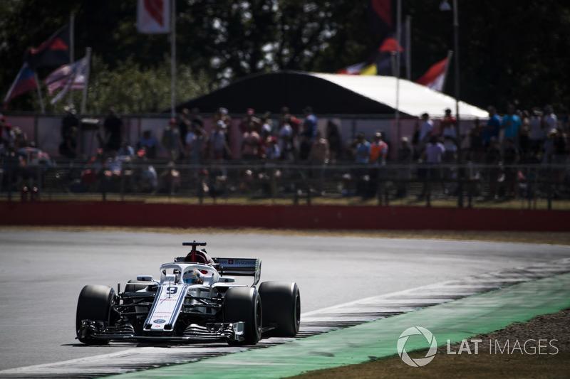 13º Marcus Ericsson, Sauber C37 (529 vueltas)