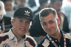 #130 Liqui Moly Team Engstler Volkswagen Golf GTi TCR: Luca Engstler, Florian Thoma