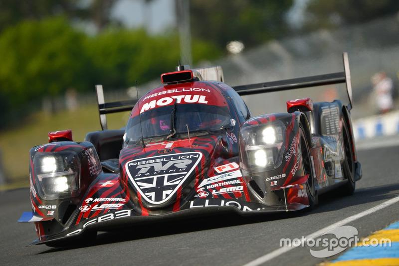 Кто станет лучшей среди частных команд LMP1 и как высоко она финиширует?
