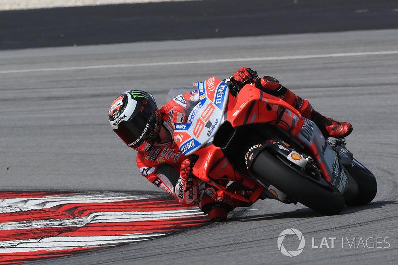 Обтічник Ducati, який використовувався на тестах на Сепанзі