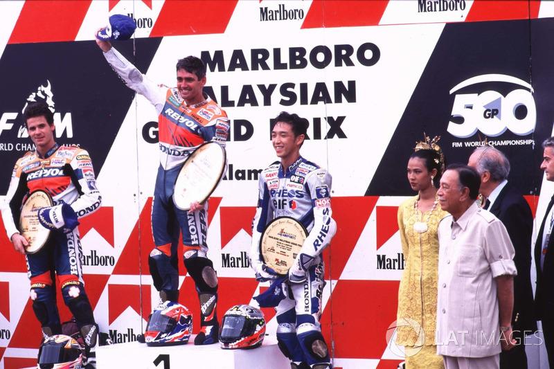 3: Мік Дуен (1997, Honda)