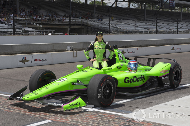 7. Danica Patrick, Ed Carpenter Racing, Chevrolet