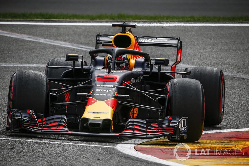 Red Bull 2018: RB14