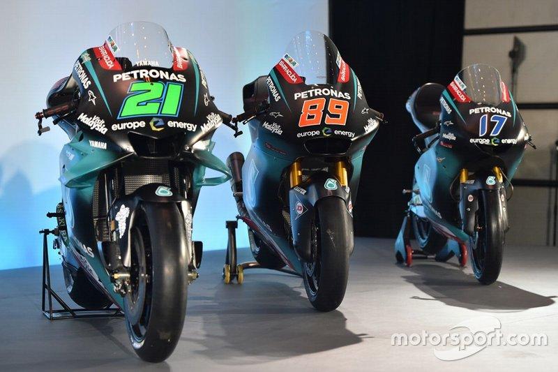 Présentation du Petronas Yamaha SRT