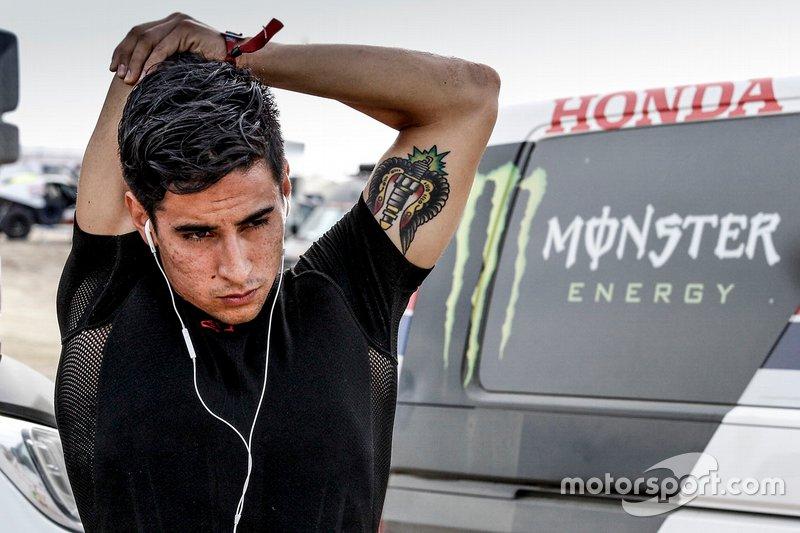 #10 Monster Energy Honda Team Honda: José Ignacio Cornejo Florimo
