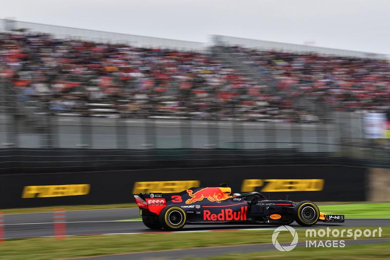 GP Jepang: Daniel Ricciardo