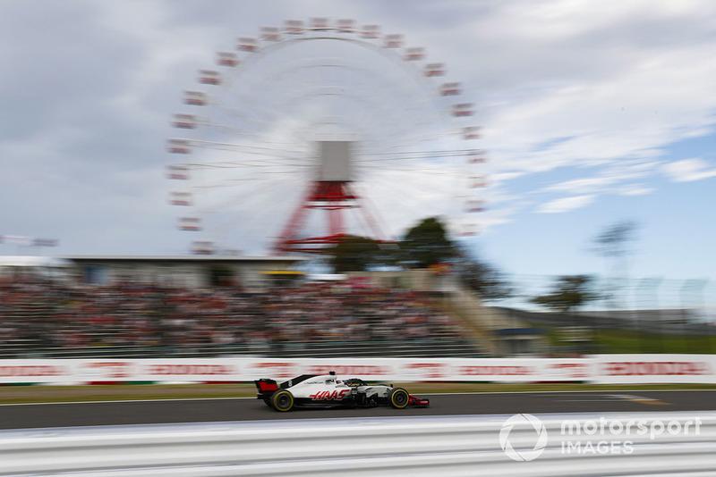 5: Romain Grosjean, Haas F1 Team VF-18, 1'29.761