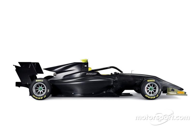 Болід FIA Ф3 2019 року