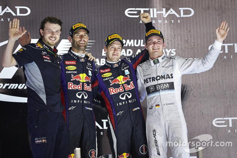 2013: La tercera victoria de Vettel