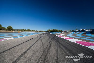 Anuncio del GP de Francia