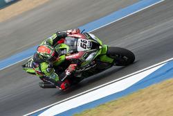 Том Сайкс, Kawasaki Racing Team
