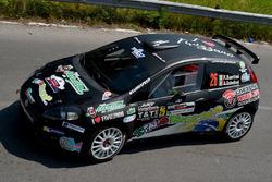 Federico Santini, Andrea Gabelloni, Fiat Grande Punto S2000, ART Motorsport