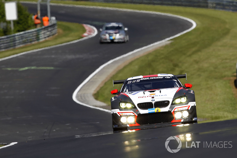 10. #19 BMW Team Schubert Motorsport, BMW M6 GT3