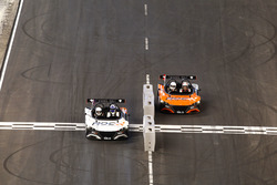 David Coulthard and Tom Kristensen in the Vuhl 05 RoC Edition
